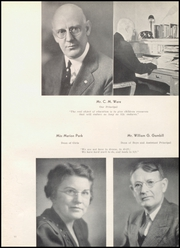 Page 15, 1939 Edition, Boulder High School - Odaroloc Yearbook (Boulder, CO) online yearbook collection