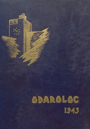 Page 1, 1945 Edition, Boulder High School - Odaroloc Yearbook (Boulder, CO) online yearbook collection