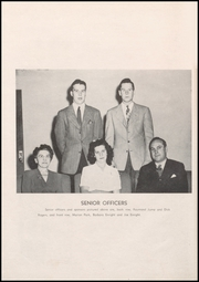 Page 10, 1945 Edition, Boulder High School - Odaroloc Yearbook (Boulder, CO) online yearbook collection