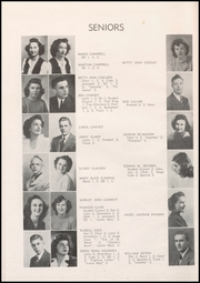 Page 12, 1945 Edition, Boulder High School - Odaroloc Yearbook (Boulder, CO) online yearbook collection