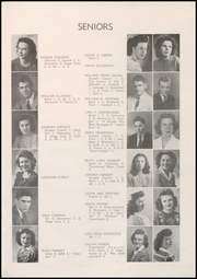 Page 13, 1945 Edition, Boulder High School - Odaroloc Yearbook (Boulder, CO) online yearbook collection
