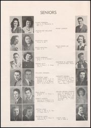Page 14, 1945 Edition, Boulder High School - Odaroloc Yearbook (Boulder, CO) online yearbook collection