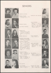 Page 16, 1945 Edition, Boulder High School - Odaroloc Yearbook (Boulder, CO) online yearbook collection