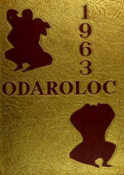 1963 Edition, Boulder High School - Odaroloc Yearbook (Boulder, CO)