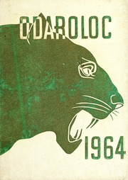 1964 Edition, Boulder High School - Odaroloc Yearbook (Boulder, CO)