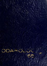 1965 Edition, Boulder High School - Odaroloc Yearbook (Boulder, CO)