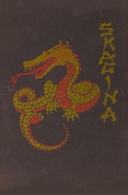 Page 1, 1927 Edition, Mount Vernon High School - Skagina Yearbook (Mount Vernon, WA) online yearbook collection