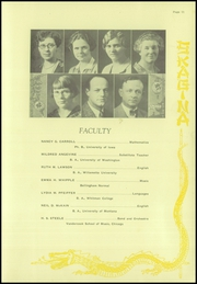 Page 17, 1927 Edition, Mount Vernon High School - Skagina Yearbook (Mount Vernon, WA) online yearbook collection