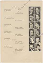 Page 17, 1936 Edition, Mount Vernon High School - Skagina Yearbook (Mount Vernon, WA) online yearbook collection