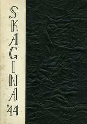 Page 1, 1944 Edition, Mount Vernon High School - Skagina Yearbook (Mount Vernon, WA) online yearbook collection