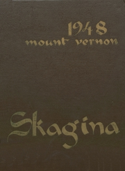 Page 1, 1948 Edition, Mount Vernon High School - Skagina Yearbook (Mount Vernon, WA) online yearbook collection