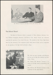 Page 12, 1948 Edition, Mount Vernon High School - Skagina Yearbook (Mount Vernon, WA) online yearbook collection