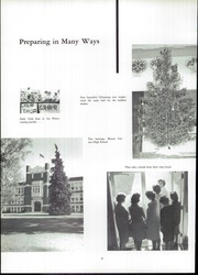 Page 10, 1962 Edition, Mount Vernon High School - Skagina Yearbook (Mount Vernon, WA) online yearbook collection