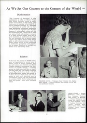 Page 16, 1962 Edition, Mount Vernon High School - Skagina Yearbook (Mount Vernon, WA) online yearbook collection