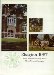 Page 5, 1967 Edition, Mount Vernon High School - Skagina Yearbook (Mount Vernon, WA) online yearbook collection