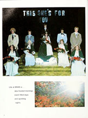 Page 8, 1979 Edition, Mount Vernon High School - Skagina Yearbook (Mount Vernon, WA) online yearbook collection