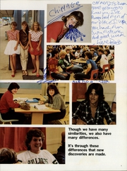 Page 11, 1984 Edition, Mount Vernon High School - Skagina Yearbook (Mount Vernon, WA) online yearbook collection