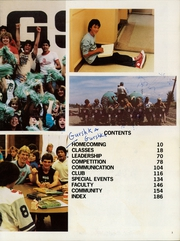 Page 7, 1984 Edition, Mount Vernon High School - Skagina Yearbook (Mount Vernon, WA) online yearbook collection