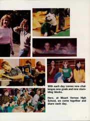 Page 9, 1984 Edition, Mount Vernon High School - Skagina Yearbook (Mount Vernon, WA) online yearbook collection
