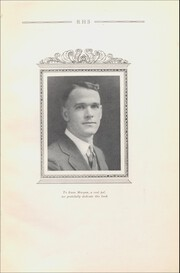 Page 7, 1925 Edition, Roosevelt High School - Strenuous Life Yearbook (Seattle, WA) online yearbook collection