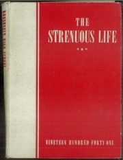 Page 1, 1941 Edition, Roosevelt High School - Strenuous Life Yearbook (Seattle, WA) online yearbook collection