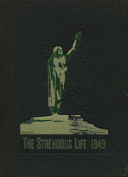 1949 Edition, Roosevelt High School - Strenuous Life Yearbook (Seattle, WA)