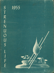 1955 Edition, Roosevelt High School - Strenuous Life Yearbook (Seattle, WA)