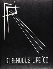1960 Edition, Roosevelt High School - Strenuous Life Yearbook (Seattle, WA)