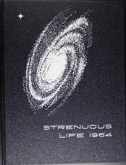 1964 Edition, Roosevelt High School - Strenuous Life Yearbook (Seattle, WA)