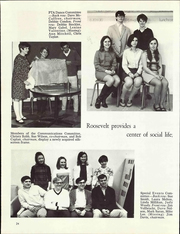 Page 15, 1968 Edition, Roosevelt High School - Strenuous Life Yearbook (Seattle, WA) online yearbook collection