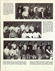 Page 17, 1968 Edition, Roosevelt High School - Strenuous Life Yearbook (Seattle, WA) online yearbook collection