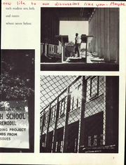 Page 9, 1968 Edition, Roosevelt High School - Strenuous Life Yearbook (Seattle, WA) online yearbook collection