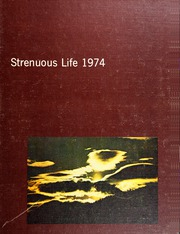 1974 Edition, Roosevelt High School - Strenuous Life Yearbook (Seattle, WA)