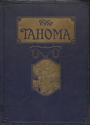 Stadium High School - Tahoma Yearbook (Tacoma, WA) online yearbook collection, 1928 Edition, Page 1