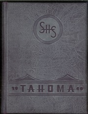 Page 1, 1940 Edition, Stadium High School - Tahoma Yearbook (Tacoma, WA) online yearbook collection
