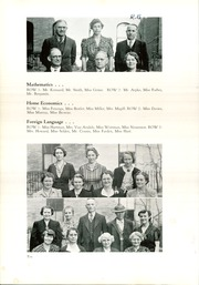 Page 14, 1940 Edition, Stadium High School - Tahoma Yearbook (Tacoma, WA) online yearbook collection