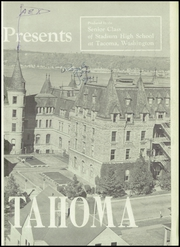 Page 7, 1950 Edition, Stadium High School - Tahoma Yearbook (Tacoma, WA) online yearbook collection