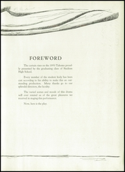 Page 9, 1950 Edition, Stadium High School - Tahoma Yearbook (Tacoma, WA) online yearbook collection