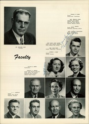 Page 10, 1952 Edition, Stadium High School - Tahoma Yearbook (Tacoma, WA) online yearbook collection