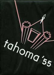 1955 Edition, Stadium High School - Tahoma Yearbook (Tacoma, WA)