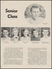 Page 12, 1956 Edition, Stadium High School - Tahoma Yearbook (Tacoma, WA) online yearbook collection