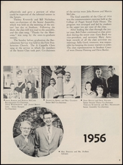 Page 13, 1956 Edition, Stadium High School - Tahoma Yearbook (Tacoma, WA) online yearbook collection