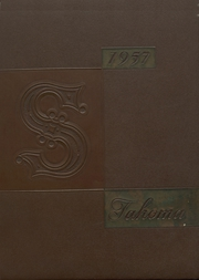 1957 Edition, Stadium High School - Tahoma Yearbook (Tacoma, WA)