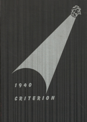 1940 Edition, Kent Meridian High School - Diadem Yearbook (Kent, WA)