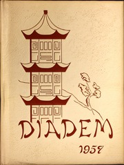 1957 Edition, Kent Meridian High School - Diadem Yearbook (Kent, WA)