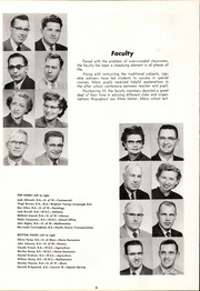 Page 14, 1957 Edition, Kent Meridian High School - Diadem Yearbook (Kent, WA) online yearbook collection