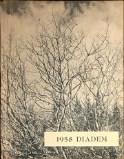 Page 1, 1958 Edition, Kent Meridian High School - Diadem Yearbook (Kent, WA) online yearbook collection