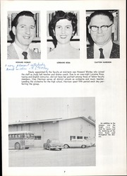 Page 11, 1958 Edition, Kent Meridian High School - Diadem Yearbook (Kent, WA) online yearbook collection