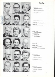 Page 12, 1958 Edition, Kent Meridian High School - Diadem Yearbook (Kent, WA) online yearbook collection