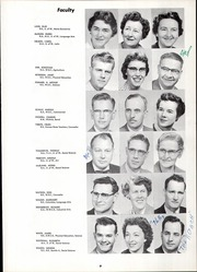 Page 13, 1958 Edition, Kent Meridian High School - Diadem Yearbook (Kent, WA) online yearbook collection